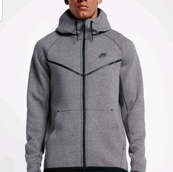 nike fleece hoodie 3xl